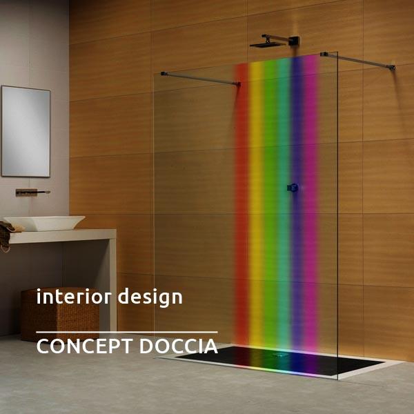 concept shower